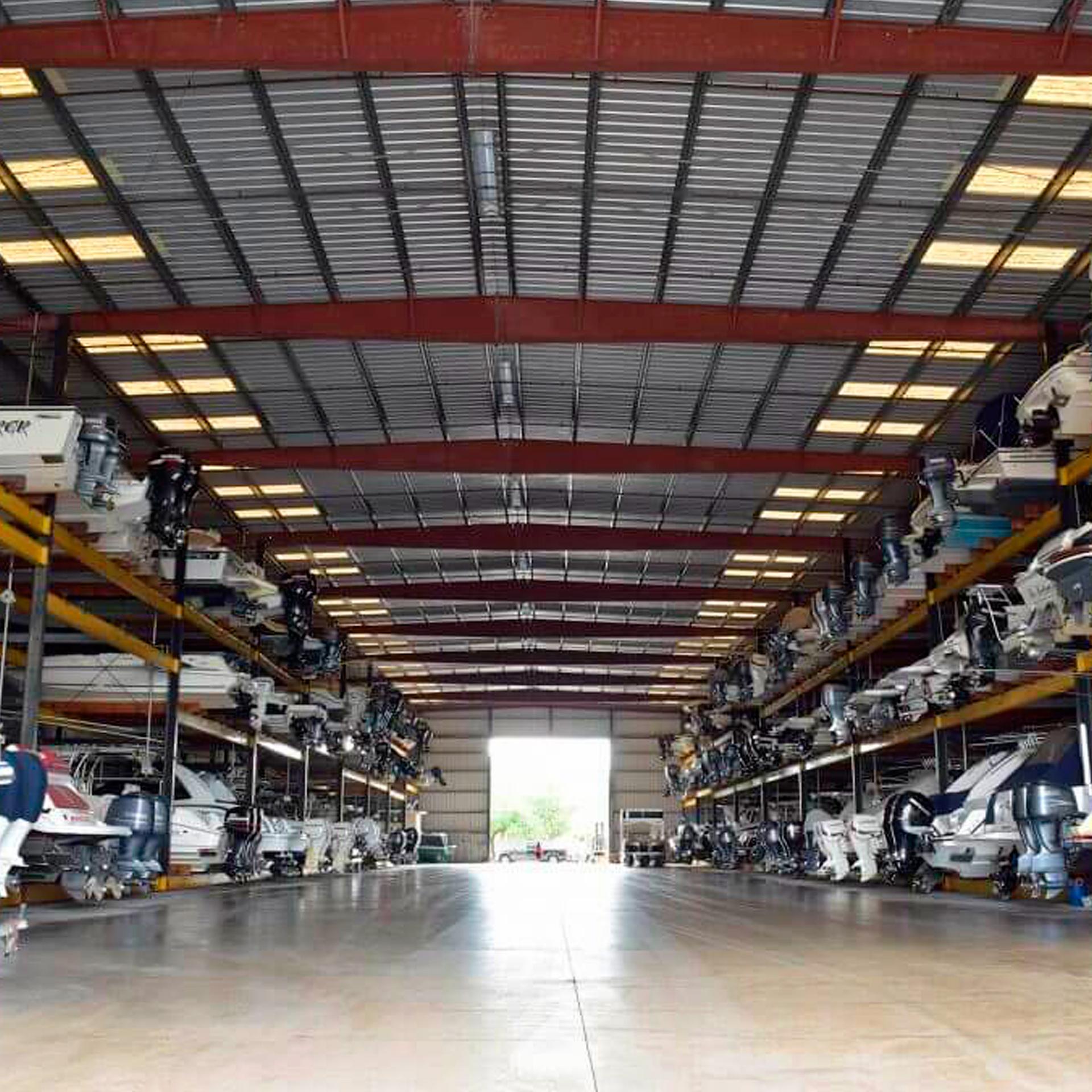 Riverwatch Marina Dry Storage Facility
