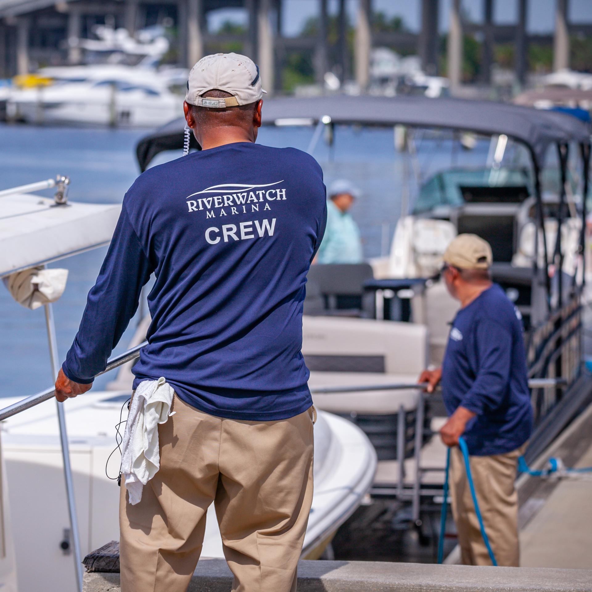 Riverwatch Dockage Crew