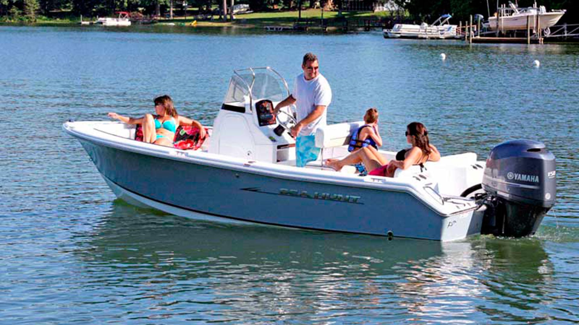 Stuart Boat Club boat